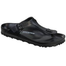 Birkenstock Gizeh EVA Zehentrenner Sandale black 128201 Weite normal