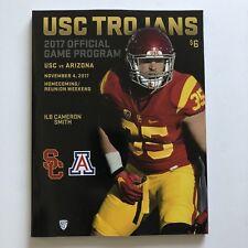 USC Trojans 2017 Football Program Sam Darnold