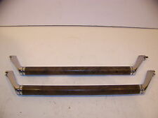 1970 71 CHRYSLER IMPERIAL DOOR PANEL GRAB HANDLES OEM #3416792 LEBARON