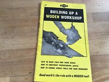Building Up A WODEN Workshop Brochure.   Vintage Booklet