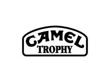 CAMEL TROPHY Sticker Decal Car Rally Dakar Different Colour sponsor