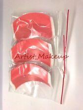 Walker Sensi-Tack Red Liner Clear CC Contour Tape Toupe Wig 108 PCS