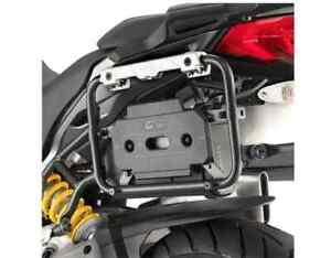 GIVI TL1146KIT FIT KIT FOR GIVI TOOL BOX ON SIDERACKS FOR SELECT MOTORCYCLES