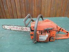 "Vintage HUSQVARNA 254XP Chainsaw Chain Saw with 14"" Bar"