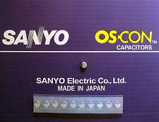 10pcs Oscon Sanyo SMD OS-CON 150µF/6,3V