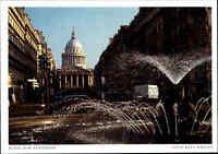 PARIS Postkarte Frankreich France Carte Postcard Blick zum Pantheon, ungelaufen