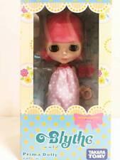 Neo blythe doll prima dolly peony  EMS F/S Japan Very rare pink hair