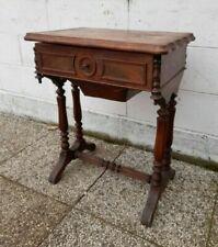 Tavolini d'antiquariato Luigi Filippo originale da Francia