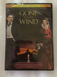 Gone With The Wind 70th Anniversary DVD (2 Discs) *SALE*