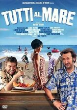 Dvd TUTTI AL MARE - (2011)   ......NUOVO
