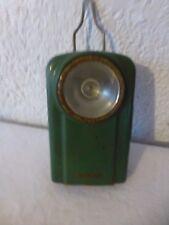 ancienne lampe de poche wonder type Savoi metal retro vintage