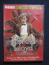 The Harold Lloyd Collection, Vol. 1 (Slapstick Symposium) [DVD] [1921]
