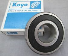 Koyo 63/32RS-C3 Deep Groove Ball Bearing with single rubber seal 32mmx75mmx20mm