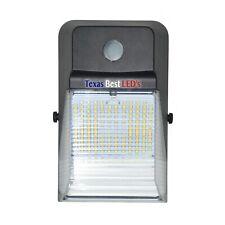 20 Watt Mini LED Wallpack, Patio, Security Entrance Light, Daylight, 2300 Lumens