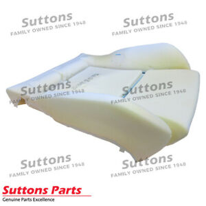 GENUINE HOLDEN VE COMMODORE FRONT SEAT CUSHION PAD / BASE FOAM PART 92250795