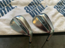 Scratch Golf Wedge Set - 56* Sand Wedge & 60* Lob Wedge