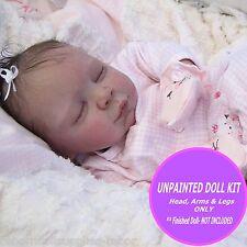 "REBORN KIT ~ Soft Vinyl doll kit to make your own baby~ Chrisy / Chrissy~ 22"""