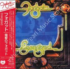 FOGHAT ENERGIZED CD MINI LP OBI Savoy Brown Roger Earl Peverett Price Stevens