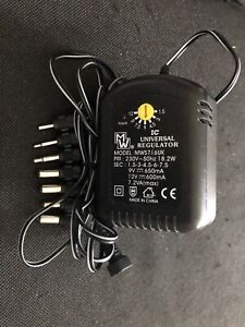 Universal DC Power Adaptor PLUG MWS 716UK