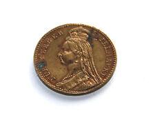 Queen Victoria , Spielmarke Nürnberg 1888 , selten