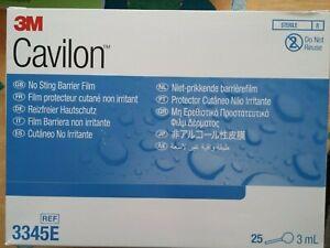 CAVILON reizfreier Hautschutz, Nr. 3345E, 25X3ml