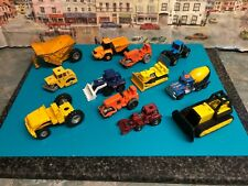 Bundle of construction / Plant model die cast vehicles