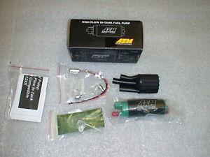 New Genuine AEM E85 340lph fuel pump kit Honda Toyota Nissan Subaru VW BMW Ford