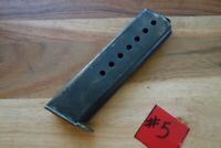 Walther P38 Original WWII Magazine JVD WaA706 CYQ OEM Good Capacity 8