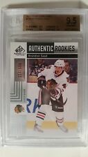 2011-12 Upper Deck SP Game Used Brandon Saad RC #138 154/699 BGS 9.5 GEM MINT