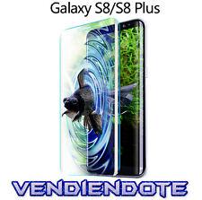 Protector Cristal Templado Curvo Para Samsung Galaxy S6 Edge S7 Edge S8 S8 Plus