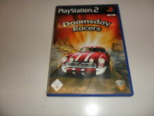 PLAYSTATION 2 PS 2 Doomsday Racers