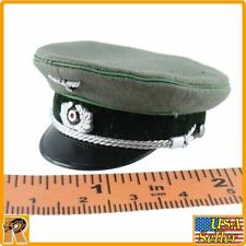 Major Erwin Konig - Officer Hat #2 - 1/6 Scale - DID Action Figures