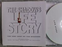 The Shadows- Life Story- The very best of- UNIVERSAL 2004- 2 CDs mit 45 Titeln