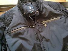 Yes Zee Essenza - Jacket Biker Giubbotto Blu size M