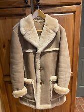Vintage Norm Thompson Sherpa Coat Excellent Condition Men's 38 or Women's Medium