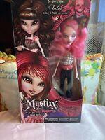New in Box Mystixx Vampires Talin Doll Set with 2 Faces