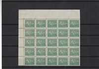 finland military fieldpost mnh stamps block ref 11306