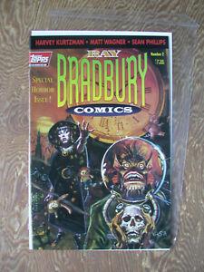 Ray Bradbury Comics   #2   FN-VFN   Topps  combine shipping