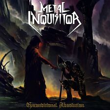 METAL INQUISITOR - Unconditional Absolution Re-Release - Digi-CD - 4028466910615
