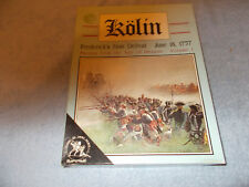 Clash Of Arms (COA) Kolin Fredrick's First Defeat UNPUNCHED UNPLAYED w/extras