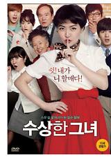 """KOREAN MOVIE""""Miss Granny""""DVD/ENG SUB/KOREAN FILM/Region 3"""