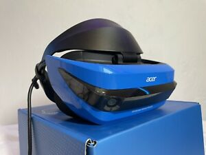 Acer AH101-D8EY Windows Mixed Reality Headset - Blue
