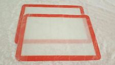 "The Trusty Baker- 2X Non-Stick Silicone Baking Mat 11-5/8"" x16-1/2""+ FREE GIFT"