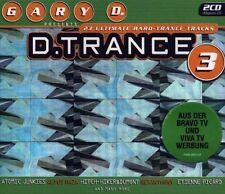 D. Trance 3 (1996) Atomic Junkies, Aldus Haza, Rexanthony,  Etienne Pic.. [3 CD]