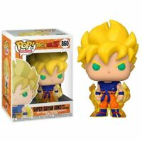 Figura Funko POP Super Saiyan Goku First Apparence 860 Dragon Ball Z
