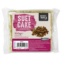 Suet cake wild bird food feed feeder nut PEANUT seed 1 or 2 savings FREE P+P
