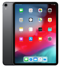 "NEW Apple iPad Pro 3rd Gen 256GB Wi-Fi + Cellular Unlocked 11"" 4G LTE Space Gray"