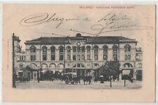 CARTOLINA - MILANO STAZIONE FERROVIE NORD 1333/C