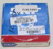 SKF NU312ECM Roller Bearing Cylindrical  NU 312 ECM
