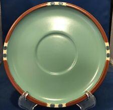 Dansk Mesa Turquoise Saucer (s) Japan
